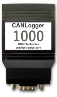 CAN Bus Logger CANLogger1000
