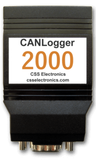 CAN Bus Logger CANLogger2000