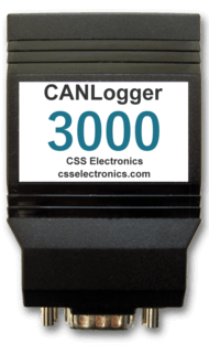 CAN Bus Logger CANLogger3000