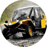 CAN Bus Decoder Off-Road Car TomCar