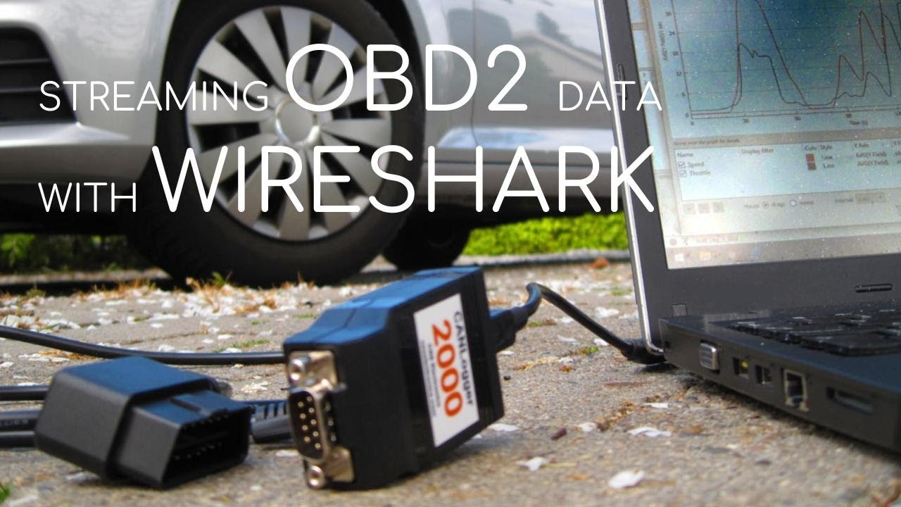CAN BUS INTERFACE: STREAMING OBD2 DATA WITH WIRESHARK