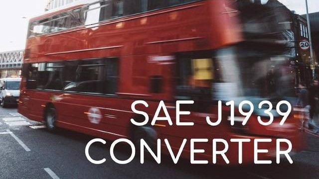 J1939 ONLINE ID-TO-PGN CONVERTER