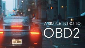 OBD2 EXPLAINED - A SIMPLE INTRO