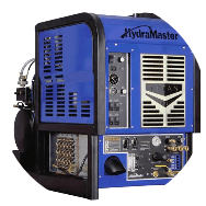 Production Hydraulics CAN Bus HydraMaster
