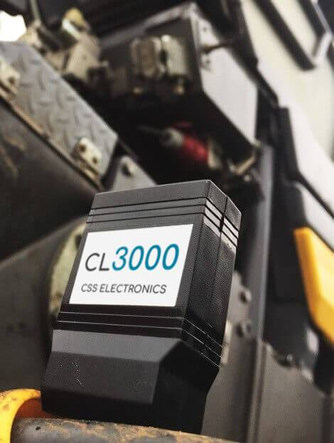 CL3000 CAN Bus IoT Data Logger