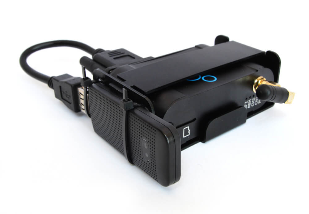 CANedge2 3G 4G 5G hotspot bracket mount