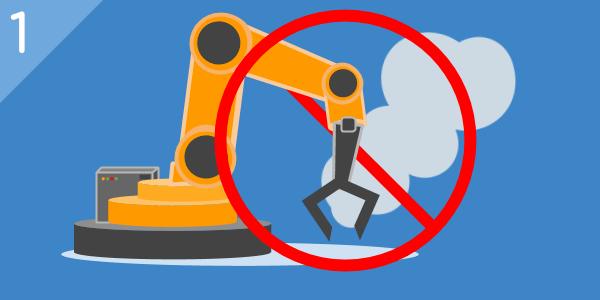 Minimize Machine Breakdowns Robotics CAN Bus