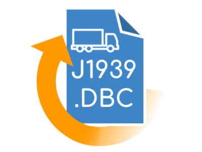 J1939 DBC File Software Support