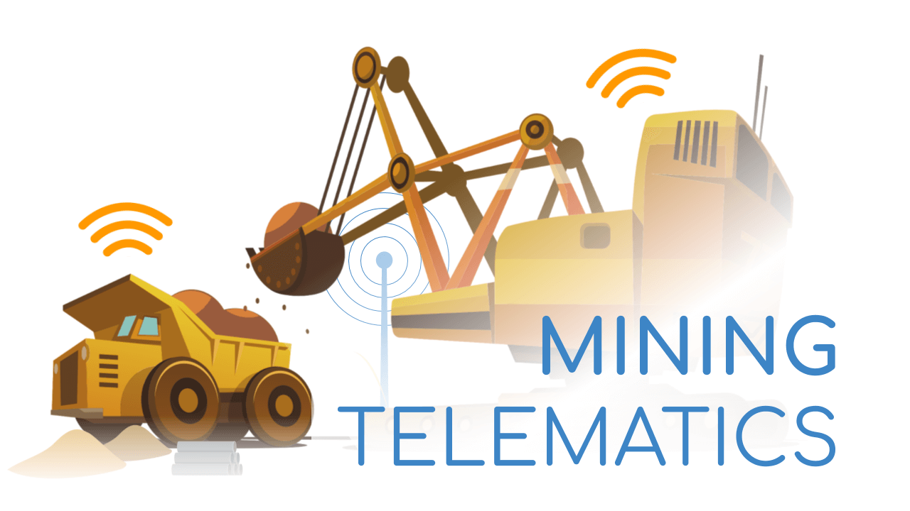 Mining Telematics Data Logger Underground WiFi