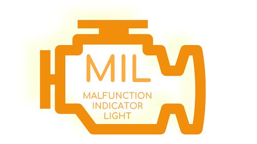 OBD2 MIL Malfunction Indicator Light