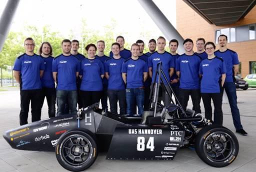 Campus Motorsport Student Team Use Case