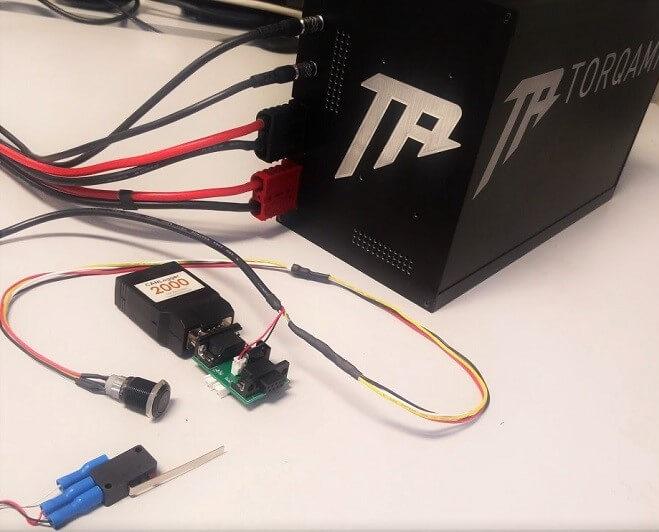EV Battery Temperature Data Logger