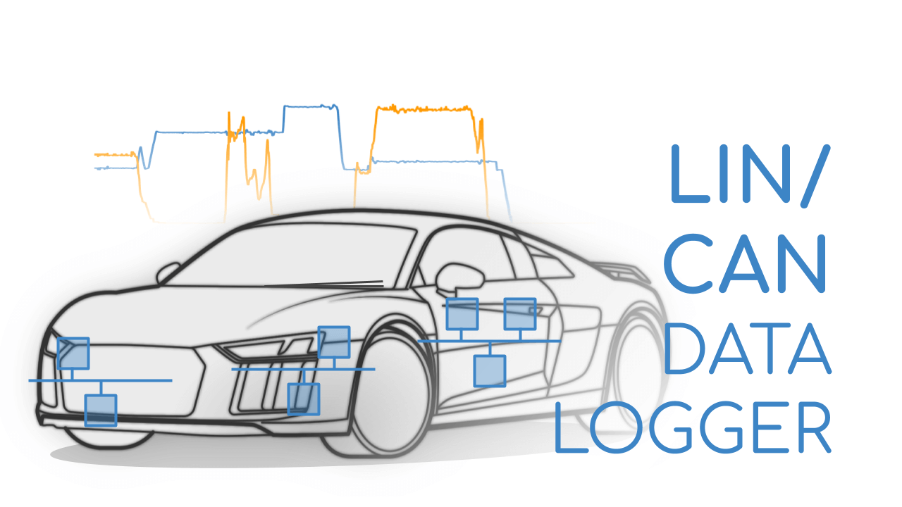 LIN bus data logger introduction Local Interconnect Network