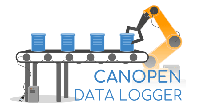 CANOPEN DATA LOGGER - RECORD MACHINE DATA