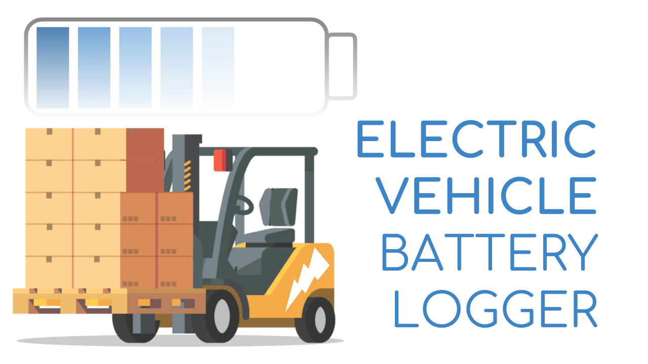 Electric Vehicle Data Logger Battery Management