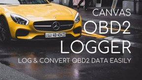 OBD2 DATA LOGGER: EASILY LOG & CONVERT OBD2 DATA