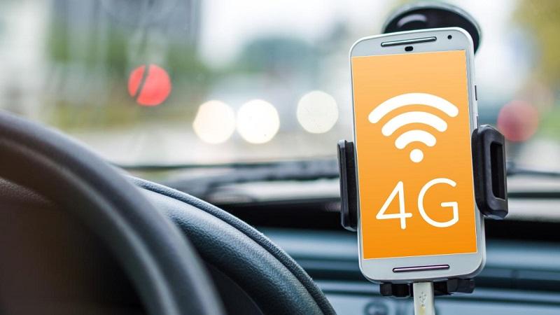 CAN Bus Cloud Server WiFi Celluar 3G 4G Hotspot