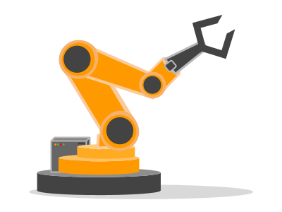 CAN FD CANopen robotics application
