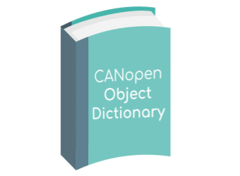 CAN Open Object Dictionary