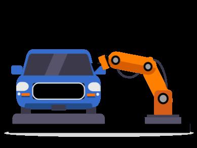 Robotics Servomotor Actuators Torque Industrial