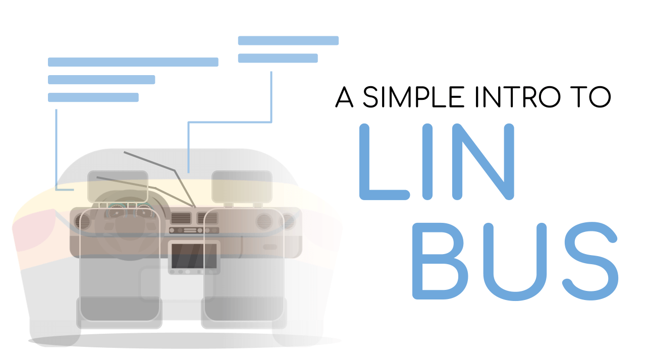 LIN bus intro Local Interconnect Network