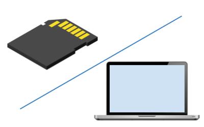 LIN bus SD card streaming interface