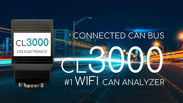 THE #1 WIFI CAN, OBD2 & J1939 ANALYZER